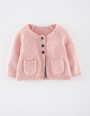 Baby-Strickjacke …