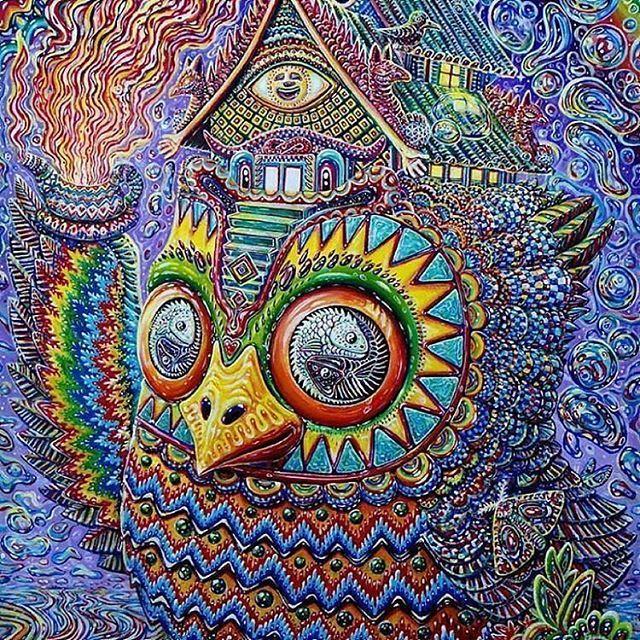from @dmtspiritmolecule -  Artist? #PsychedeliaBook #JacobLairdJones #Psychedelic #Psychedelics #Trippy #LSD #LSD25 #DMT #Dimethyltryptamine #Universe #Acid #Psilocybin #MagicMushrooms #Mushrooms #Spiritual #GoodVibes #OneLove #Shaman #Shamans #AUM #Abstract #PsychedelicArt #TrippyArt #CoSM #Psyart #Artist #VisionaryArt #Art #Psychedelia #