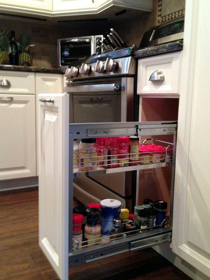 White Millbrook Kitchen With Laneshaw Quartz Countertops (9 Of 10)