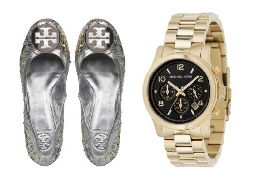 Tory Burch Shoes Michael Kors Watch