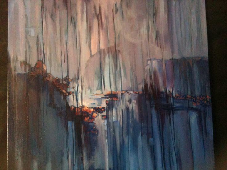 Deep Springs, Prophetic Art by Jennifer Koch
