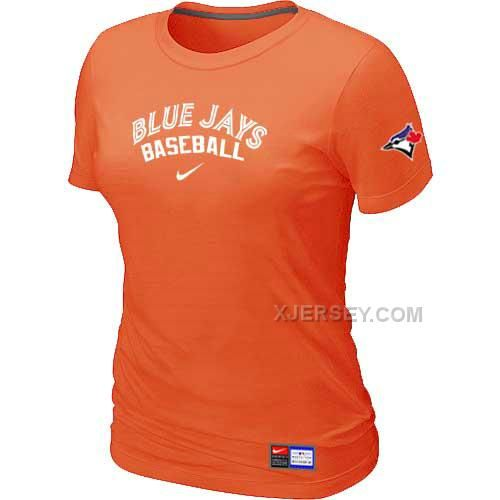 http://www.xjersey.com/toronto-blue-jays-nike-womens-orange-short-sleeve-practice-tshirt.html Only$27.00 TORONTO BLUE JAYS #NIKE WOMEN'S ORANGE SHORT SLEEVE PRACTICE T-SHIRT Free Shipping!