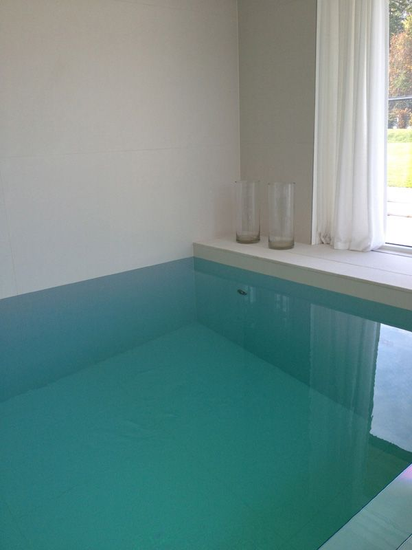 REALIZZAZIONI piscina privata - Lea Ceramiche