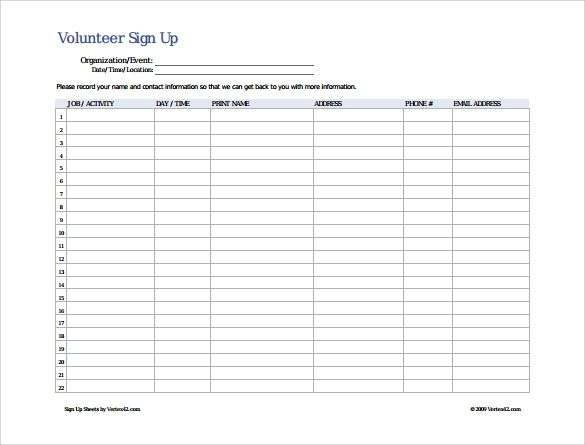 Volunteer-Sign-Up-Sheet.jpg 585×445 pixels