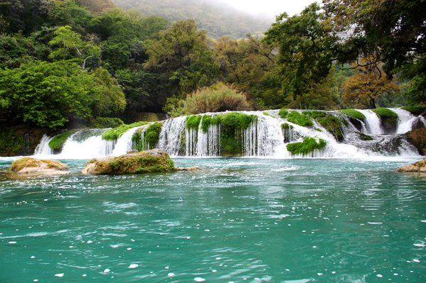 Cascadas de Aconco en Puebla  #belleza #cascadas