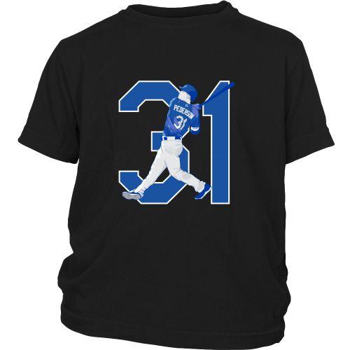 "Joc Pederson ""Young Joc"" Youth Shirt"