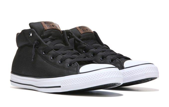 Converse Men's Chuck Taylor All Star Street Mid Top Sneaker Shoe