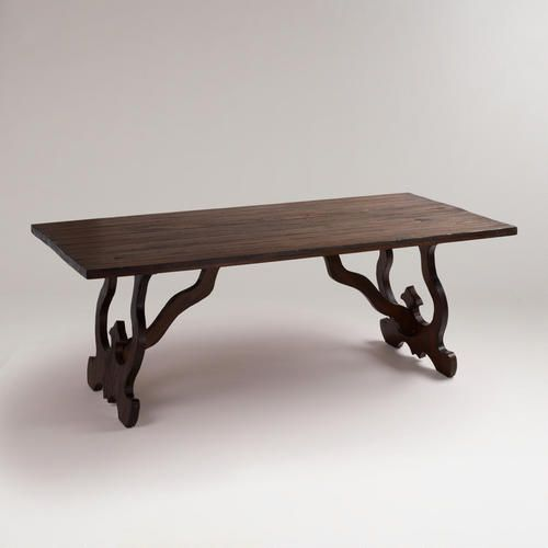 Jackson Rectangular Table With Metal Base: Top 36 Ideas About Formal Living/Dining Room On Pinterest