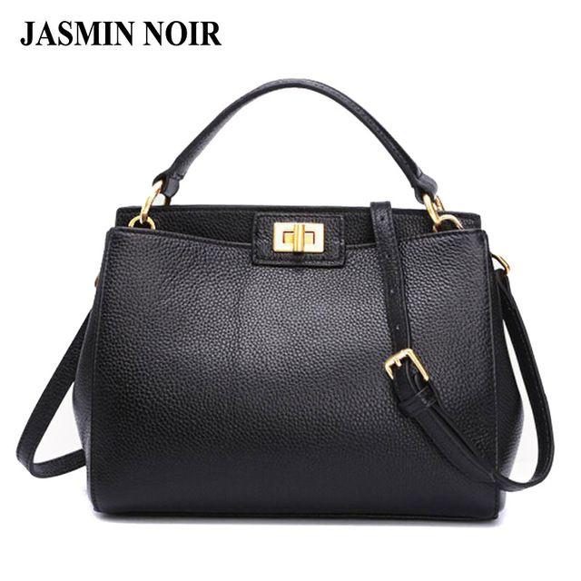 Hot Deals $15.92, Buy 2017 Fashion new Women PU Leather Handbags Litchi ladies messenger bag crossbody bag Brand designer tote bag bolsos mujer de