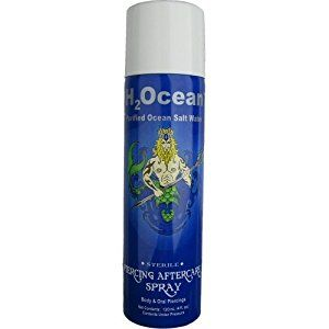 H2ocean-Piercing Aftercare Spray (4oz)  Product ViewSee higher picture and different views (with zoom)Test All BargainsAdd to Wish ListPurchaser ReviewsFeaturesH2Ocean's ingredients are pure to the human bodyThe lively ingredient http://ecx.images-amazon.com/images/I/415KNKybREL._SL300_.jpg http://electmejewellery.com/jewelry/h2oceanpiercing-aftercare-spray-4oz-com/