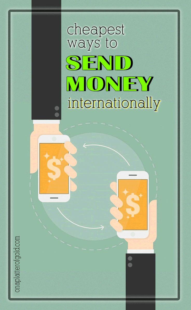 Money Transfer Cheapest Ways to Send Money