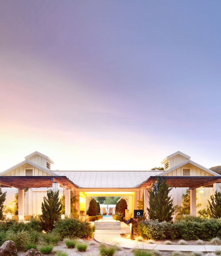 Napa Valley Resort | Solage Calistoga Resort and Spa