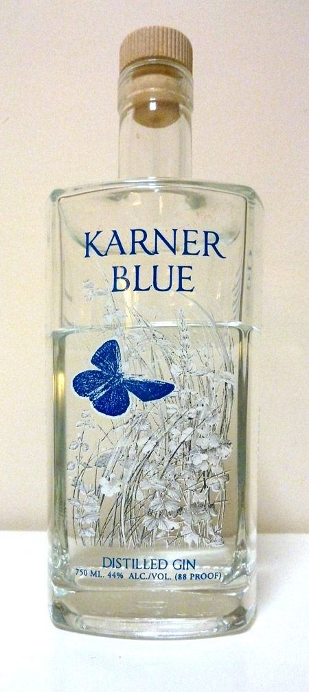 Karner Blue Gin, the best gin and tonic ever