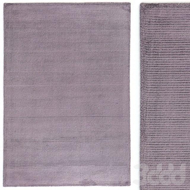 Ковер Benuta Lines Viscose Purple Rug