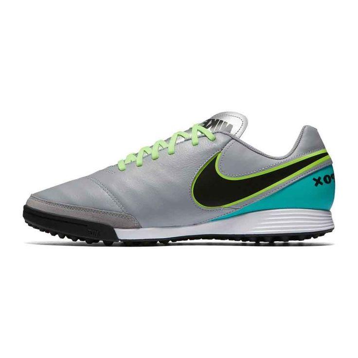 Ποδοσφαιρικά παπούτσια Nike TIEMPOX GENIO LEATHER TF - 819216-003