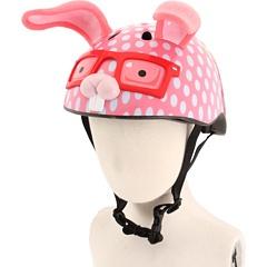 This kid's bike helmet is ridiculously cute!