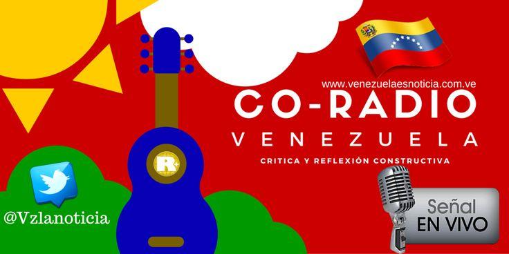 Radio Online en Vivo  http://www.venezuelaesnoticia.com.ve/p/radio.html vía @SmartRivas @WebRivas #Caracas #Radio #Audio #Venezuela #Noticias #coRADIO #Today #New