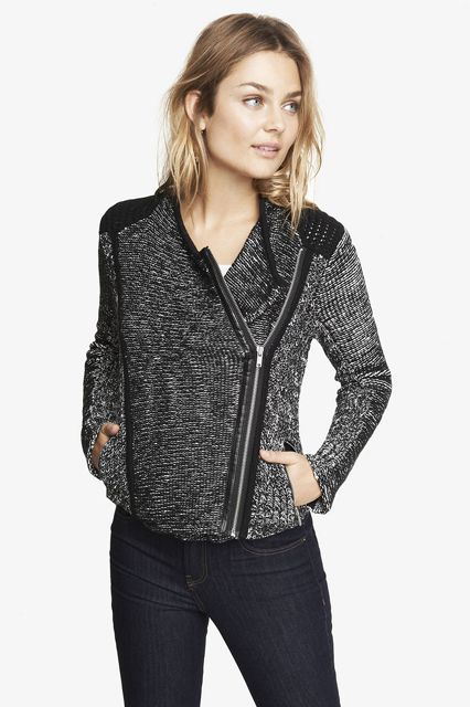 30 Work-Appropriate Jackets To Replace Your Boring Black Blazer #refinery29  http://www.refinery29.com/work-jackets#slide31