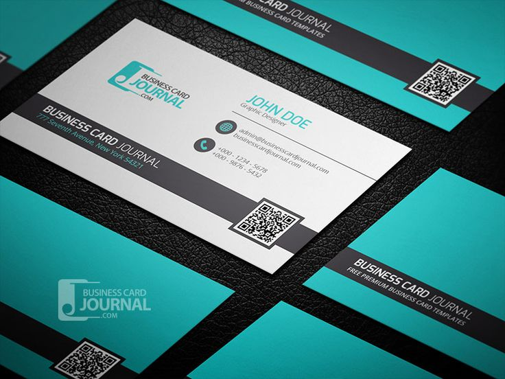business card layout ideas