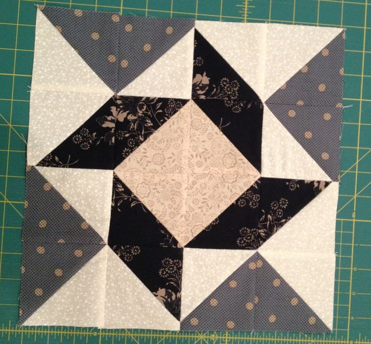 {Sisters and Quilters}: APPLE PIE IN THE SKY QUILT ALONG BLOCK 3