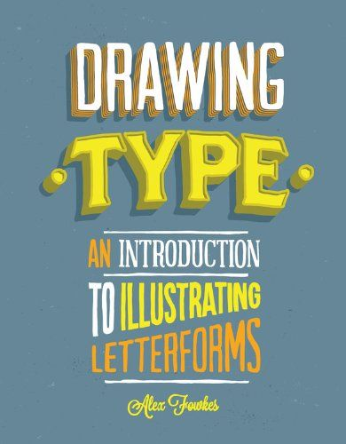 This book is packed full of world class lettering to give you ideas and inspire your own practice whichever level you are at.  Combining clear and simple instruction with practice sheets and exercises to help you begin lettering, this is a really great introduction to anyone getting started in the world of lettering.
