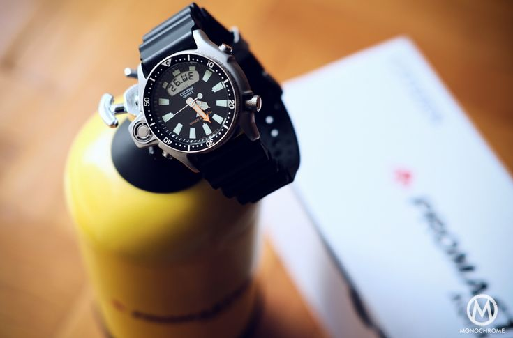 Citizen Aqualand Promaster - Review