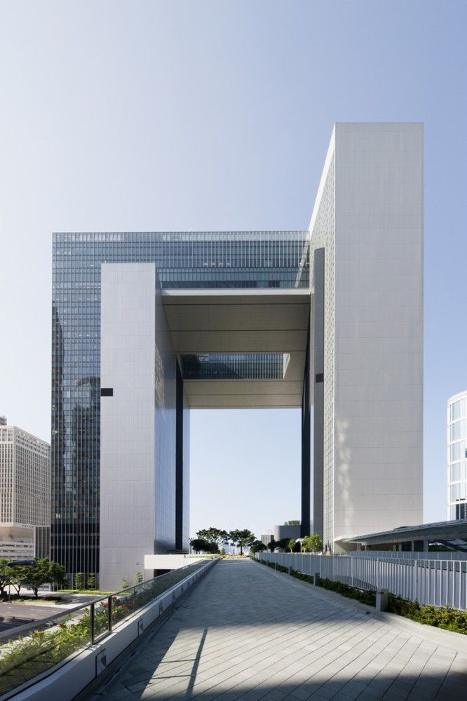 HKSAR Government Headquarters / Rocco Design Architects / Admiralty, Hong Kong.