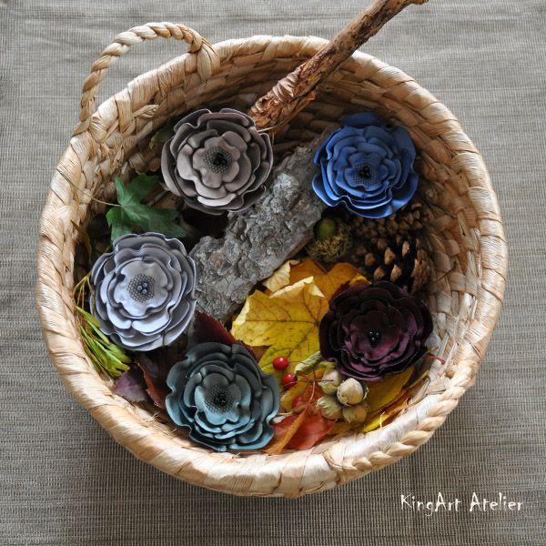 Autumn flowers (KingArt Atelier)