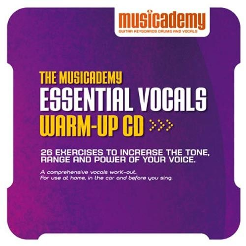 Boost Your Ministry (Pty) Ltd – Resource Review – The Musicademy Essential Vocals Warm-up CD / Download