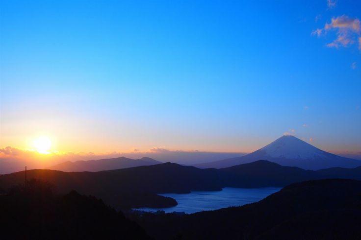湯河原と箱根町の境にある「大観山」からの芦ノ湖と富士山の大パノラマ/息を呑むほど美しい…。関東にあった「THE 絶景」25選 - Find Travel