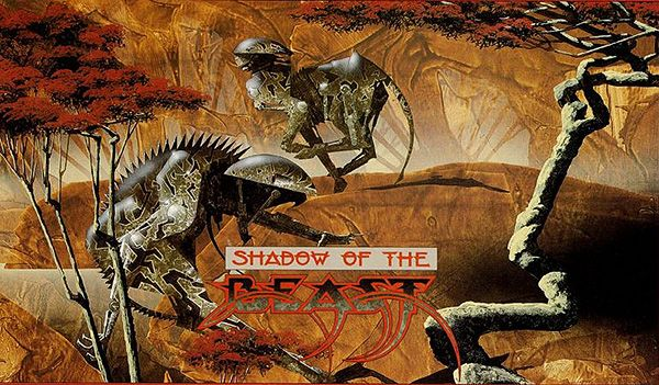 Shadow of the Beast roger dean