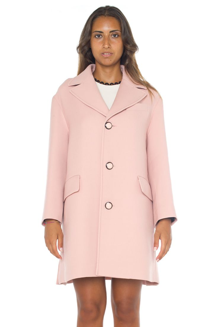 Wide coat - Euro 780   Red Valentino   Scaglione Shopping Online