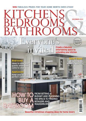 Kitchens, Bedrooms, Bathrooms Dec 15