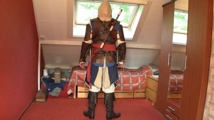 Edward costume (AC4:BF) » full costume (wonder flex) Gotta figure out what that is?