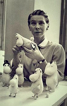 """""""It is simply this: do not tire, never lose interest, never grow indifferent — lose your invaluable curiosity and you let yourself die. It is as simple as that."""" Tove Jansson, author of Moomin"""