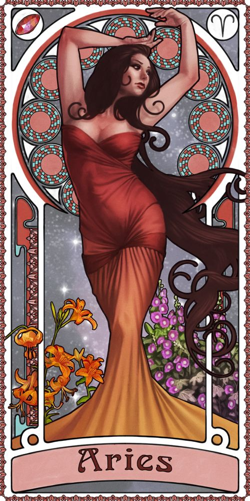 Zodiac Art Show - Aries by giorgiobaroni on deviantART. Pretty cool redition of Aries don't you think? YES!