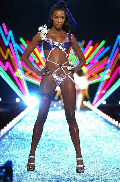 Naomi Campbell Victorias Secret 2006 Naomi Campbell ...