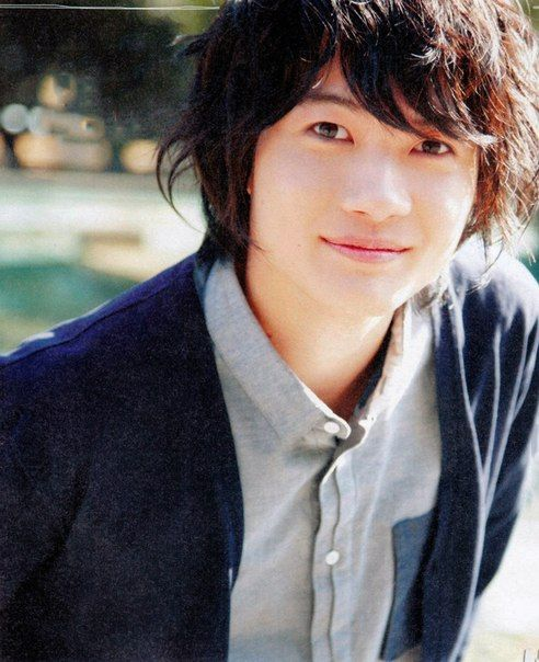 Kamiki Ryunosuke, 1993