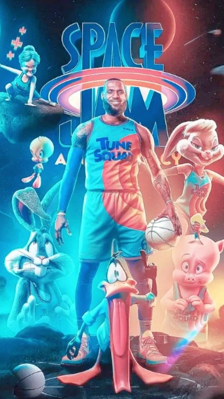 Pin By Evelynttroublefield On Space Jam In 2021 Cool Pokemon Wallpapers Looney Tunes Space Jam Cool Backgrounds