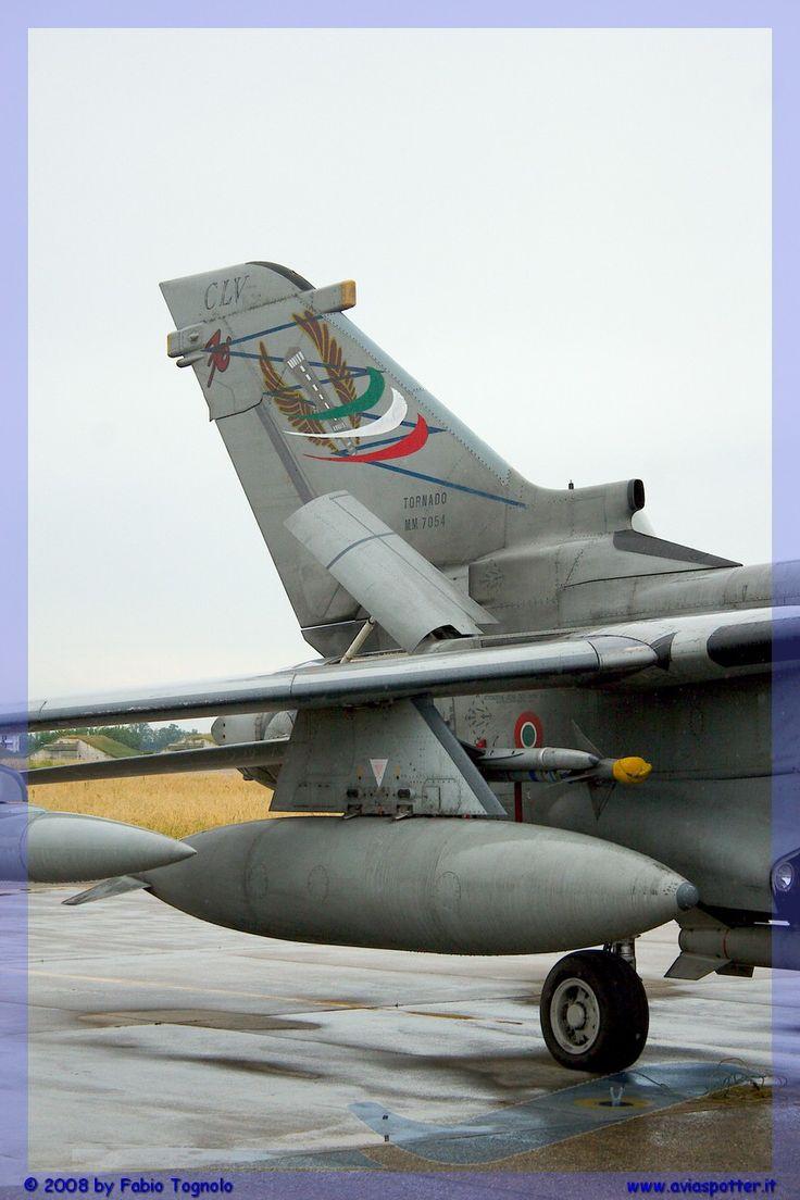 Tornado 50° Stormo 155° Gruppo Special Color Festa della Repubblica