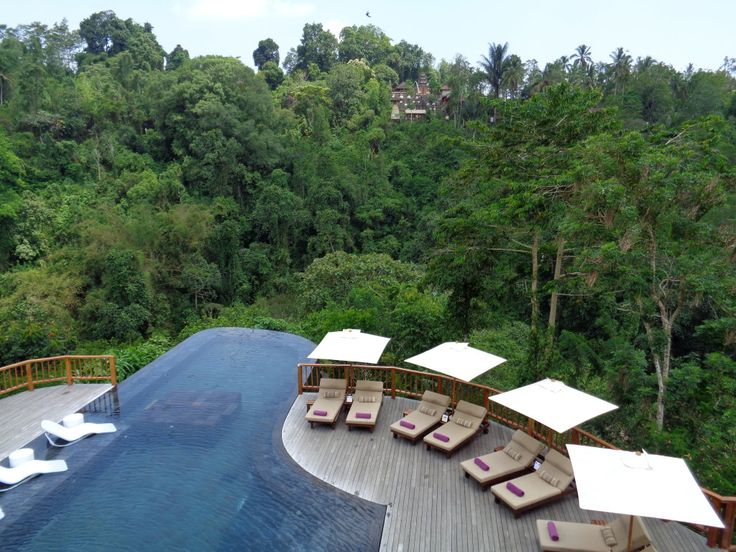 the most beautiful hotel bali hanging gardens ubud villa pictures pin pinterest