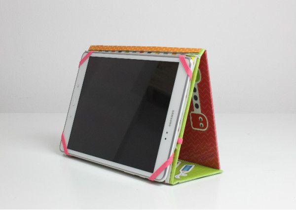 Moi Je Fais » Une protection tablette facile à réaliser DIY