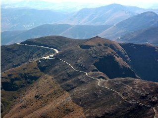Maluti mountains - South Africa
