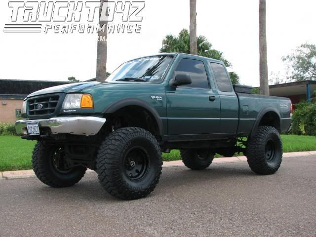 1999 Ford Ranger 4x4 supercab lifted (TX) - Ranger-Forums - The Ultimate Ford Ranger Resource