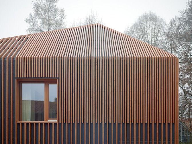 house 11x11 | detail ~ titus bernhard architekten