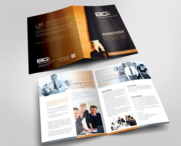 Brochure Designs on Behance