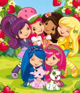 Strawberry Shortcake and Her Friends | Strawberry Shortcake and friends - strawberry-shortcake Photo