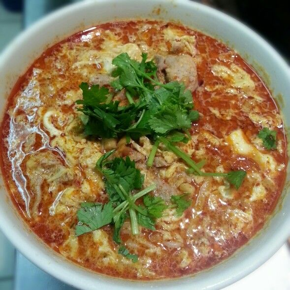 48 best laotian food lao food and more images on pinterest laotian curry noodle soup mee khathi coconut curry pork fermented beans forumfinder Choice Image