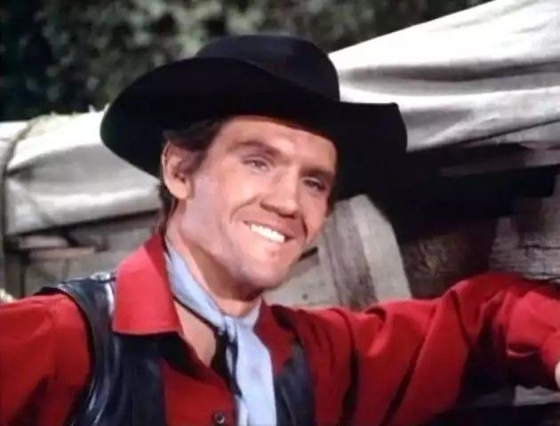 """DAVID CANARY OF BONANZA FAME..ALSO DID A STINT ON """"ALL MY CHILDREN"""" - FOR 17 YEARS."""