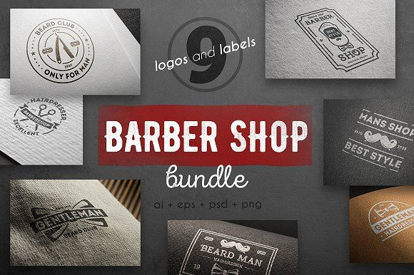 1000 Ideas About Barber Logo On Pinterest Shop Logo